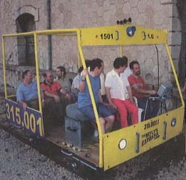 El McFly´s Express. (http://www.eltrenillo.com/mcfly/mcfly.htm)